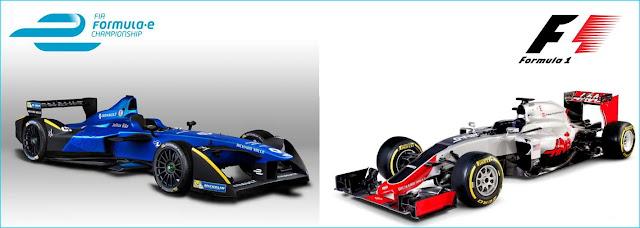 Perbedaan Formula 1 dan Formula E