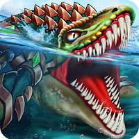 Sea Monster City Mod Apk