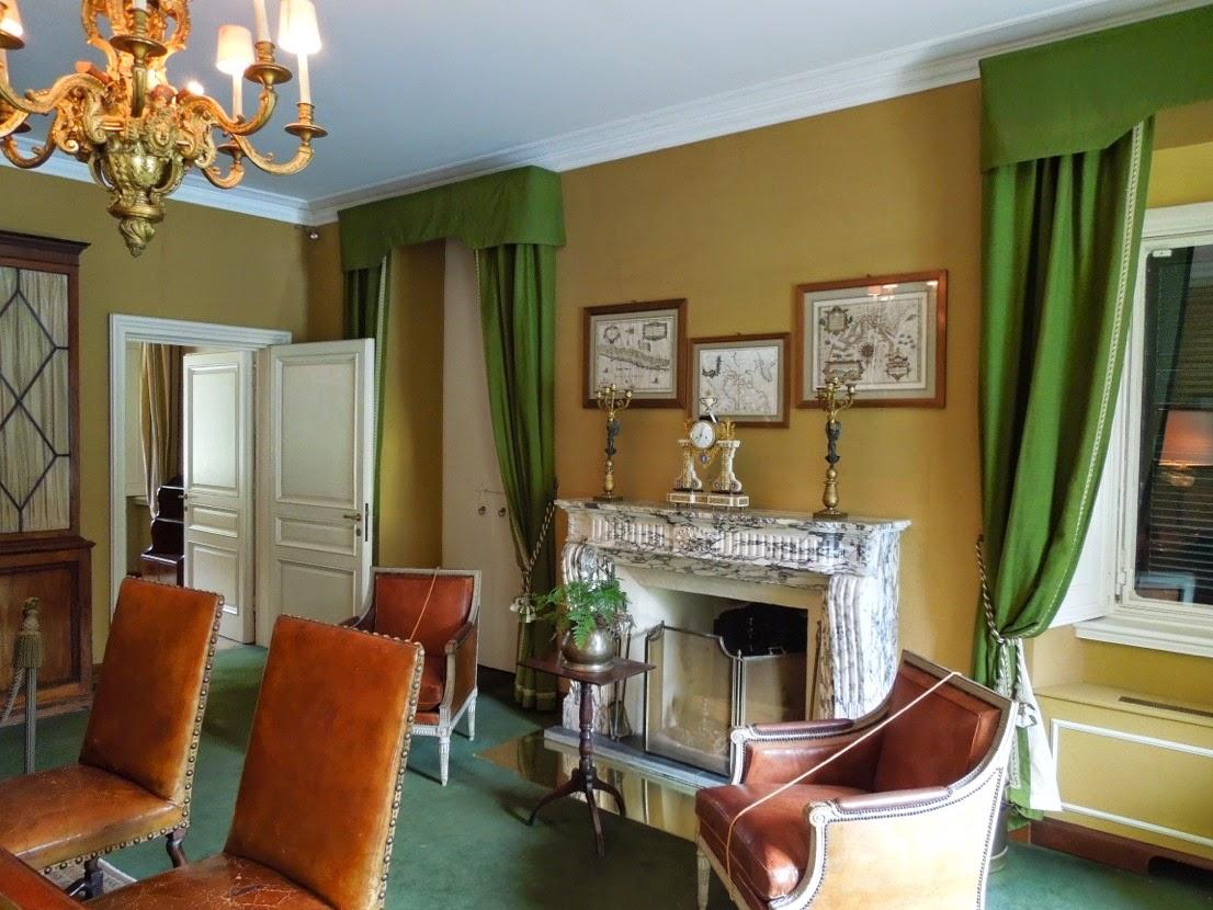 architect design™: Inside the Villa del Balbianello