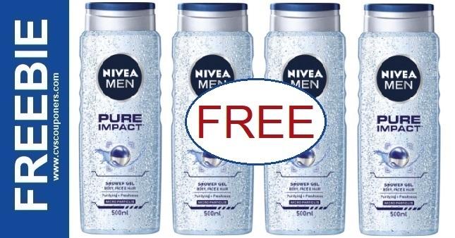 FREE Nivea Body Wash CVS Deal 11-22-11-28