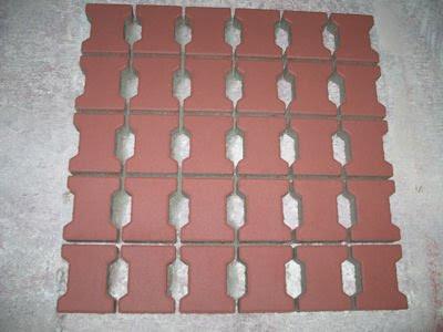 concrete block making molds in pakistan