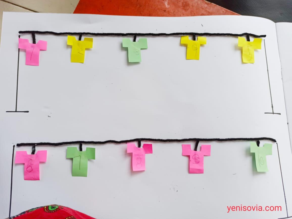 Kegiatan kreativitas mengenalkan angka untuk anak usia dini