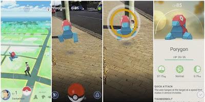 Deretan Kasus Mengerikan Karena Kecanduan Pokemon Go