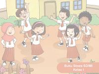 Download Buku Siswa Kelas 1 Kurikulum 2013 (K-13) Edisi Revisi 2018