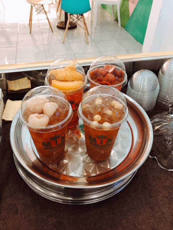 Min Vua Trà Dâu - Quán trà dâu ngon cho dân Bình Thạnh