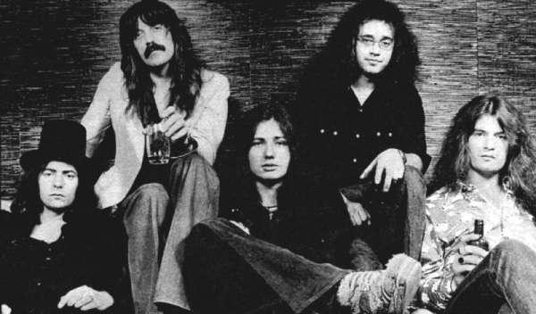 DEEP PURPLE: Σπάνιο video απο την εμφάνισή τους στο Sunbury Music Festival το 1975 στην Αυστραλία