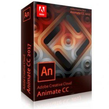 Adobe Animate CC 2018 Cover Logo