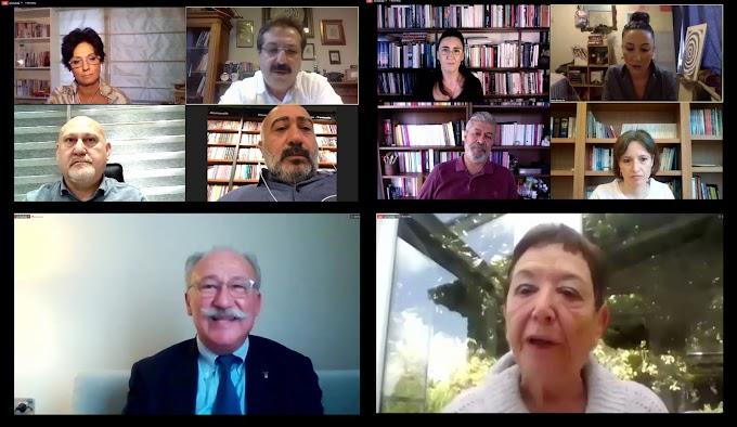 Yıllık Yayıncılık Konferansı Zeynep Cemali Edebiyat Günü Çevrimiçi Gerçekleşti