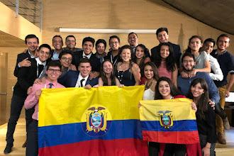 Estudiantes de Ingeniería Industrial destacan en Colombia