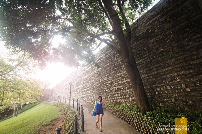 Unesco Fortaleza do Monte Macau China