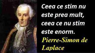 Maxima zilei: 23 martie - Pierre-Simon de Laplace