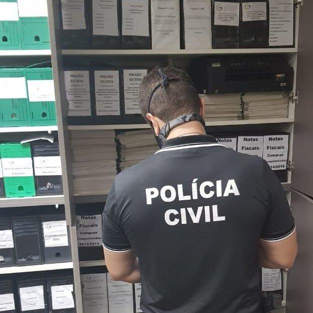 Operação da Polícia Civil cumpre mandados em Cachoeirinha e Gravataí