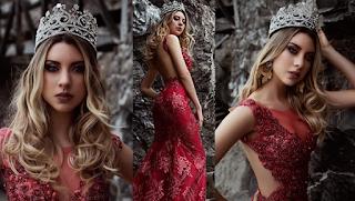Mikella Callegari es Miss Perú Lima Oeste 2020