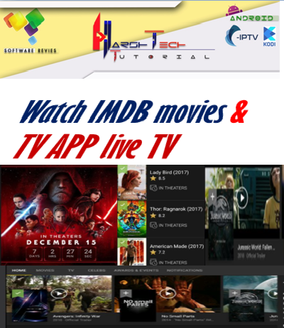 DOWNLOAD ANDROID  IMDB movies TV  App AND YOU CAN WATCH OVER 100's OF FREE CABLE TV CHANNEL,SPORTS,MOVIES ON ANDROID DEVICE'S.