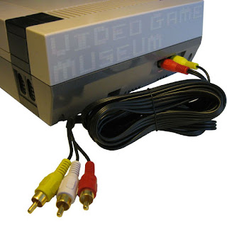 VGM Nes audio video cable