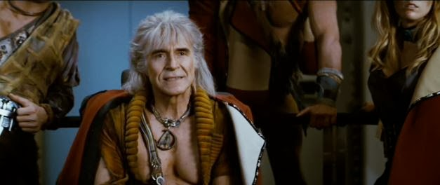 Katie Who Can Read: Star Trek II: The Wrath of Khan