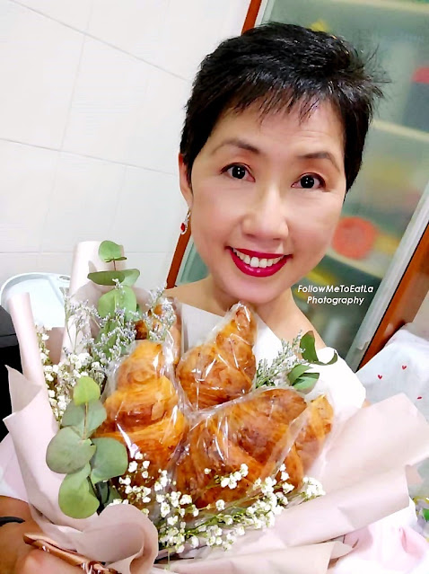 The Best Mother's Day Gift For Foodie Mom ~ THE LOAF Croissant Bouquet