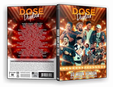 DVD DOSE DUPLAS 2019 - ISO