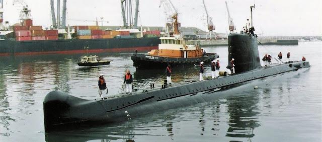 Asociación de Submarinistas de Portugal - ASubPOR