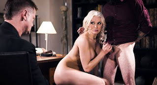 kenzie taylor-fucks in front of her husband