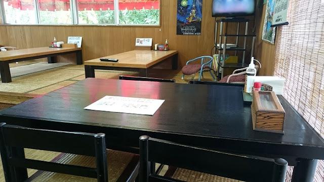 ブラジル食堂の店内の写真