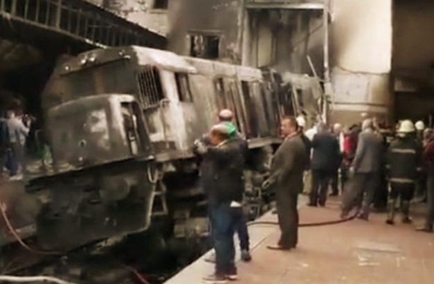 عاجل   لاعب كرة ضمن ضحايا انفجار قطار رمسيس