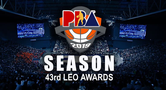 Complete LIST: PBA 43rd Season Leo Awards, MVP, ROY, etc