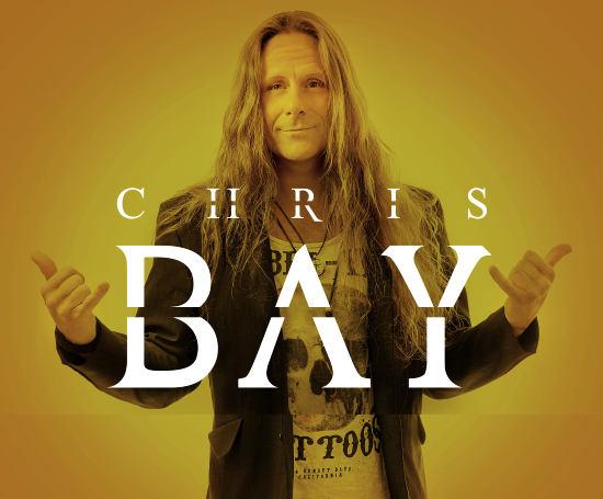 CHRIS BAY - Chasing The Sun (2018) inside