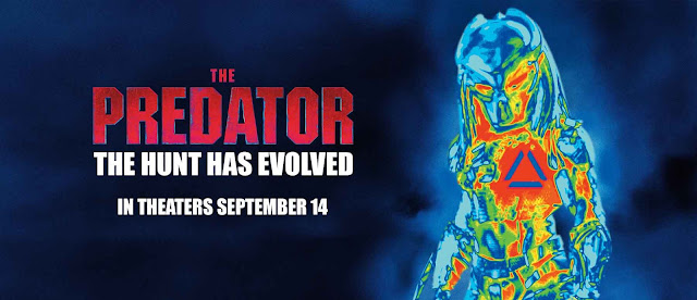 Film The Predator 2018