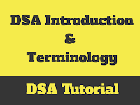 Introduction and Basic Terminology of DSA