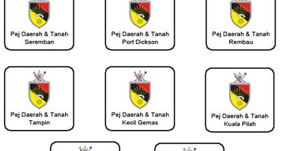 Pejabat Daerah Tanah Negeri Sembilan Layanlah Berita Terkini Tips Berguna Maklumat