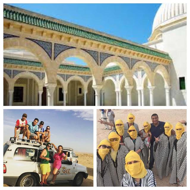 Guia de turismo em português na Tunísia