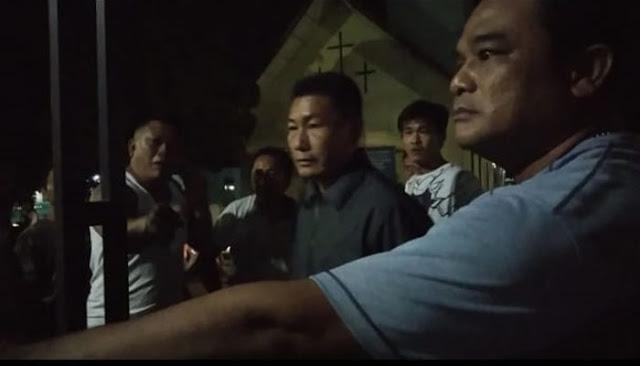 Sosialisasi Penutupan Tempat Judi Selama Ramadhan, Anggota FPI Binjai Dikeroyok Warga Tionghoa