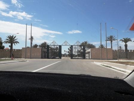 resedinta presedentiala Tunisia