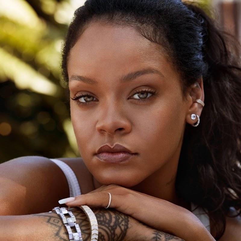 Rihanna Clicked for Fenty Skin-  2021