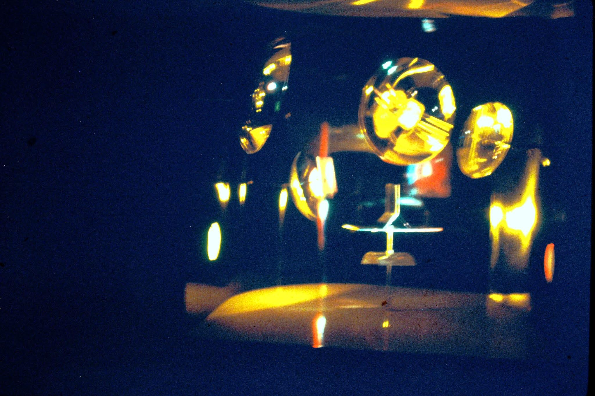 Schoffer programmed sculpture Waddel Gall 1968