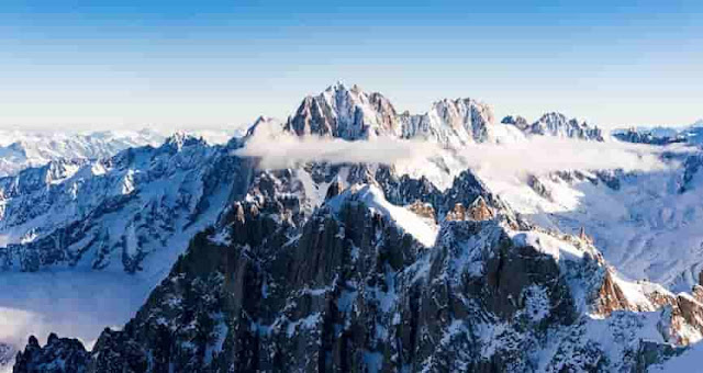 جبال مونت بلانك, Mont Blanc