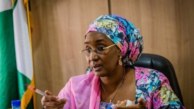Minister, Sadiya Farouq talks about Rumour Buhari getting Married to her