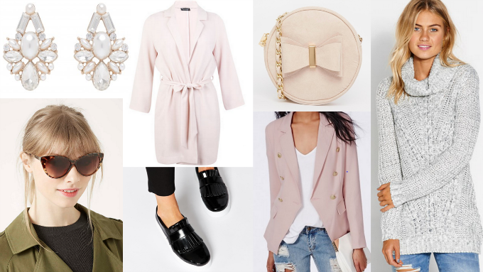 Autumn/Winter Fashion Wishlist | Cate Renée