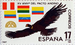 XV ANIVERSARIO DEL PACTO ANDINO
