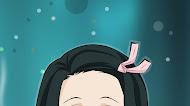 Kimetsu no Yaiba mobile wallpaper | Anime girl