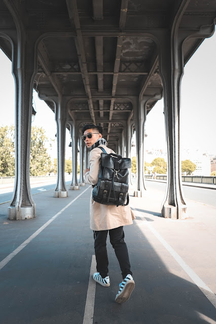 Reversible Jacket as a Travel Piece | Asian Menswear Blogger