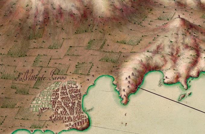 Τα σχέδια του Λουδοβίκου ΙΔ' για το Αιγαίο ...