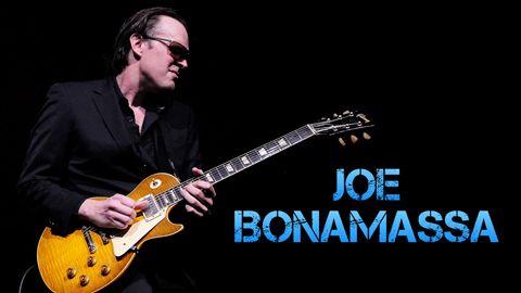 Joe Bonamassa: Biografía y Equipo