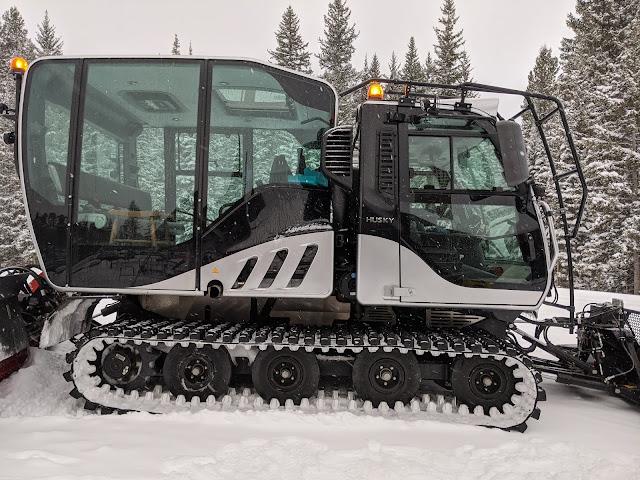 Nordic Snowcat adventure for winter vacation