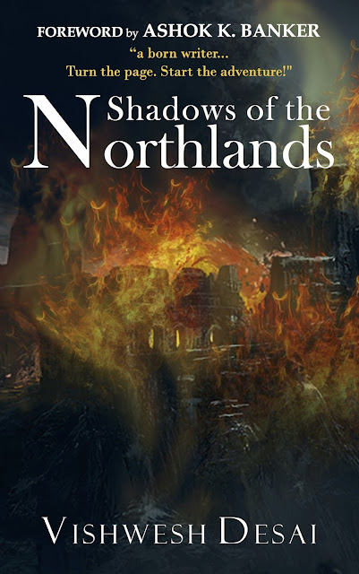 Book Review : Shadows of the Northlands - Vishwesh Desai