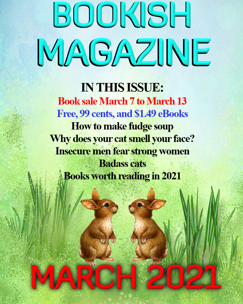 Bookish Magazine March 2021