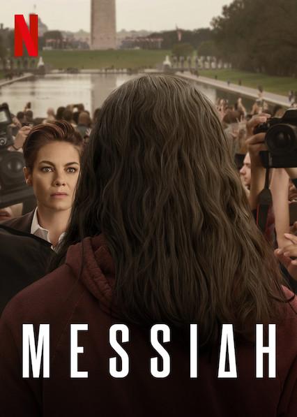 Messiah (2020) Temporada 1 NF WEB-DL 1080p Latino