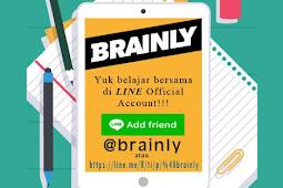 ID BOT LINE Brainly Lebih Mudah Mendapatkan Jawaban