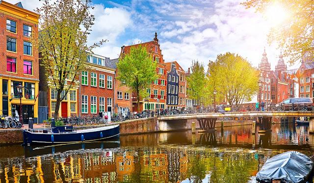 هولندا تنهي اسمها على الخريطة رسمياً.. أين ذهبت؟